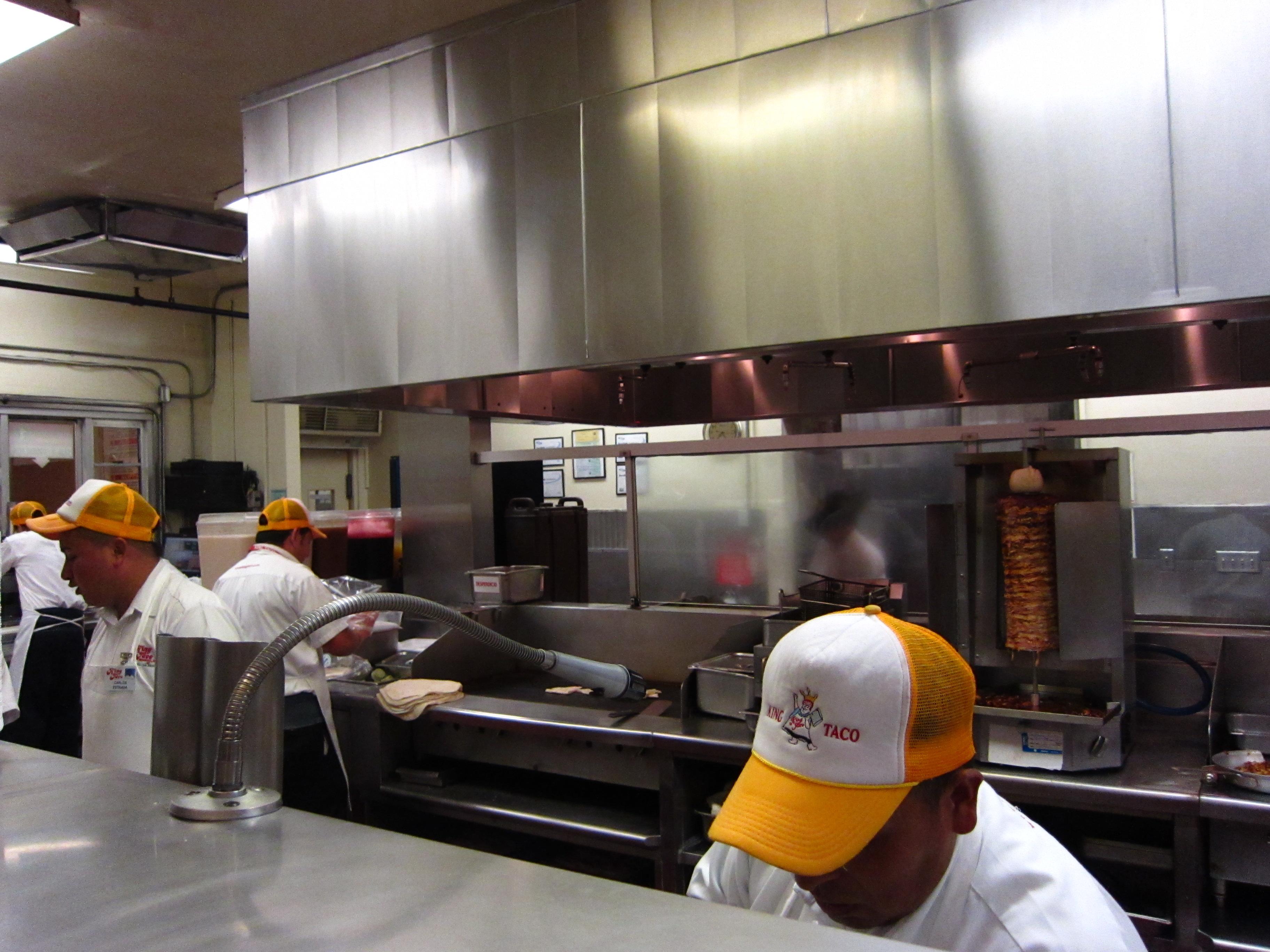 King Taco – Kitchen