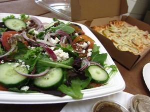 zpizza lunch