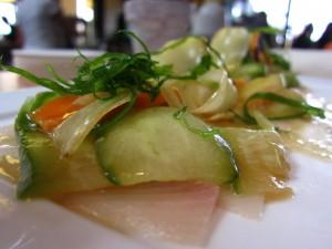 True Food Kitchen - Hamachi
