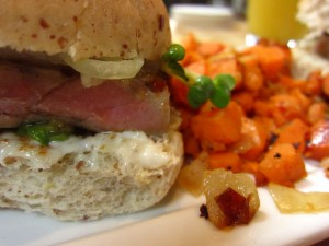 True Food Kitchen - Ahi Sliders