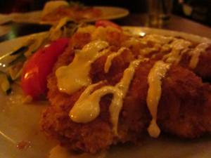 Habana - Plantain crusted Chicken