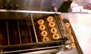 Sparky's Donut - Fryer