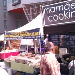 Wilshire/Vermont Station Farmers Market - Cook