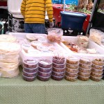 Wilshire/Vermont Station Farmers Market - Cheese
