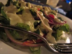 Blue Bayou - Starter Salad