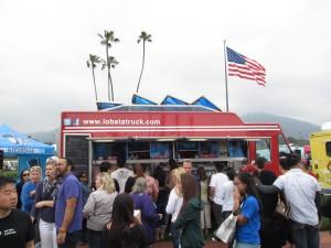 Santa Anita Food Truck Fest - Lobsta Truck