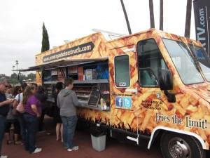 Santa Anita Food Truck Fest - Meet n' Potatoes