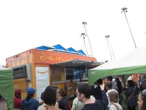 Santa Anita Food Truck Fest - Grilled Cheese Truck