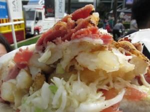 Santa Anita Food Truck Fest - Meet n' Potatoes Bite