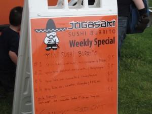 Santa Anita Food Truck Fest - Jogasaki