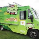 Santa Anita Food Truck Fest - NomNom Truck