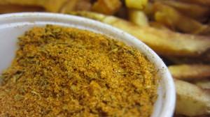 5 Guys Burgers and Fries - Cajun Seasoning