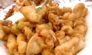 Tasty Garden - Fried Calamari