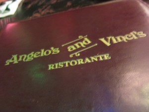 Angelo and Vinci's