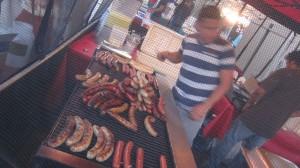 Fullerton Farmers Market - Cinco de Mayo - Sausage
