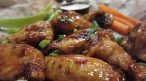 Bar Louie - Szechuan Wings