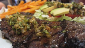 Bar Louie - Skirt Steak