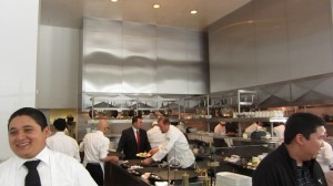 Bottega Louie - Kitchen