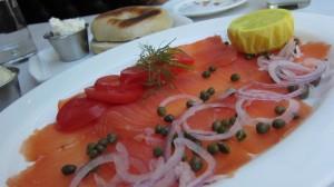 Bottega Louie - Smoked Salmon