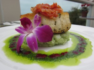 Geoffrey's Malibu - Chilean Sea Bass