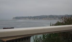 Geoffrey's Malibu - View