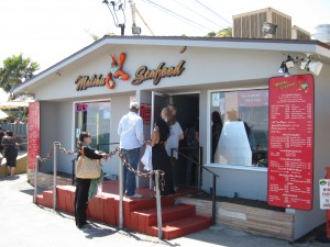 Malibu Seafood - Exterior