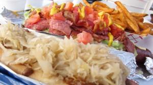 Pink's Hotdog - Dinner