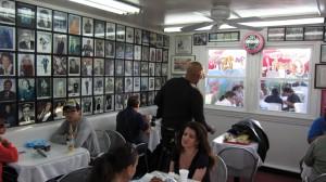 Pink's Hotdog - Wall of Fame