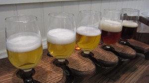 The Bruery Provisions - Beer Tasting