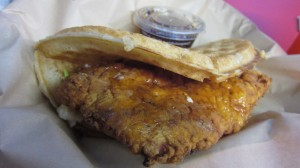 Bruxie - Buttermilk Fried Chicken