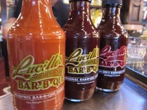 Lucille's Smokehouse Bar-B-Que - Sauce