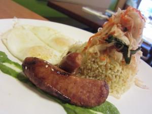 Break Of Dawn - Sausage & Rice