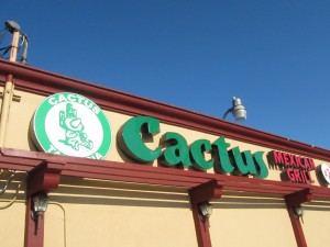 Cactus Mexican Grill