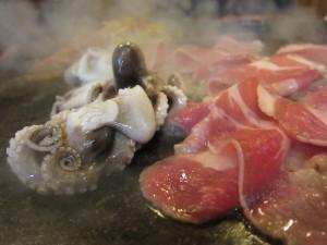 Hae Jang Chon Korean BBQ - Baby Octopus