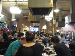 Hae Jang Chon Korean BBQ - Inside