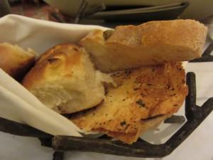 Napa Rose - Complimentary Bread