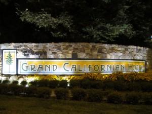 Napa Rose - Grand California Hotel