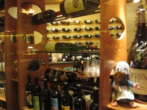 Napa Rose - Wine Selection