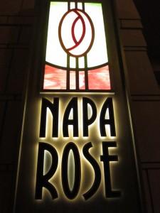 Napa Rose