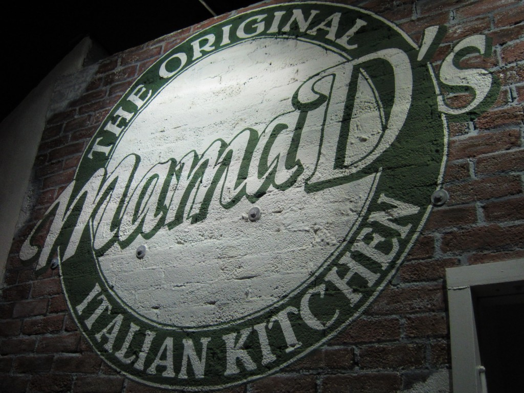 Mama d s italian kitchen good service with a side of for D italian kitchen