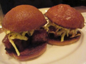 Animal - Pork Belly Sliders