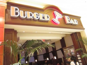 Burger Bar - Mandalay Bay