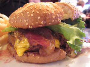 Burger Bar - Mandalay Bay - Chef's Burger