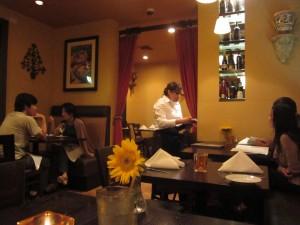 Cucina Alessa - Inside