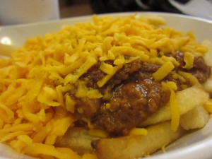 Farmer Boys - Chili Cheese Fries