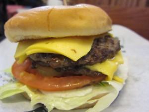 Farmer Boys - Double Cheeseburger
