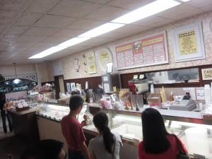 Fosselman's Ice Cream - Inside
