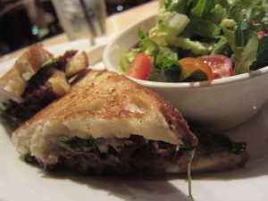 Grand Luxe Cafe - Venetian - Short Rib Grilled Cheese