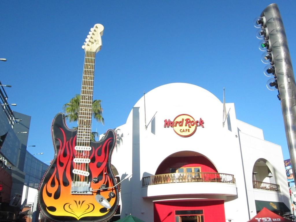 Hard Rock Cafe Universal Studios Hollywood Shirts