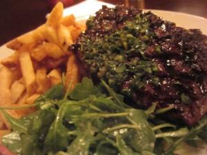Luna Park - Flat Iron Steak